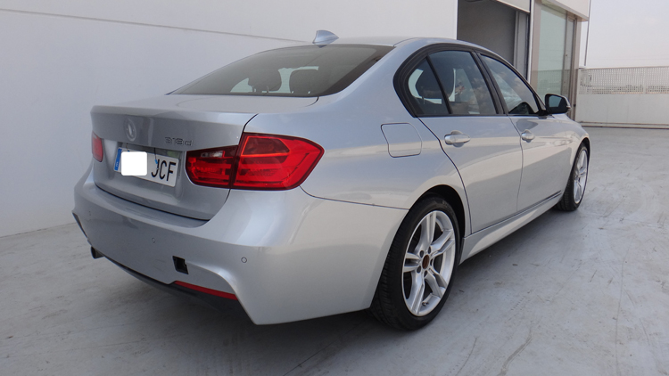 "BMW 318 D PAQUETE ""M"" full"