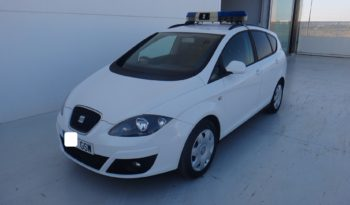 SEAT ALTEA POLICIAL ASIENTOS TELA full