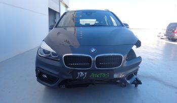 BMW 218 D full