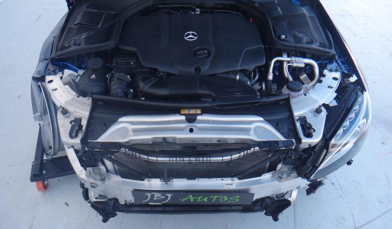 Mercedes C220 D full