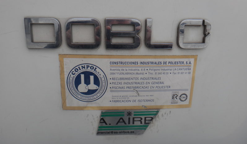 FIAT DOBLO FRIGORIFICO full