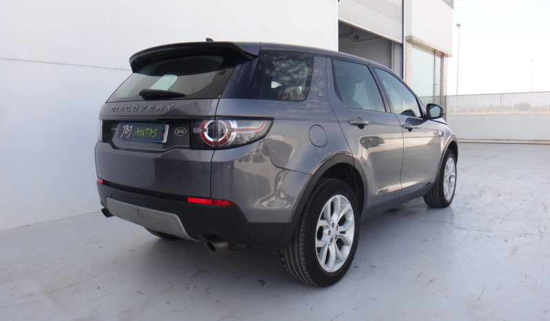 LAND ROVER DISCOVERY SPORT full